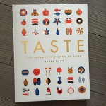 Taste – The infographic book of food