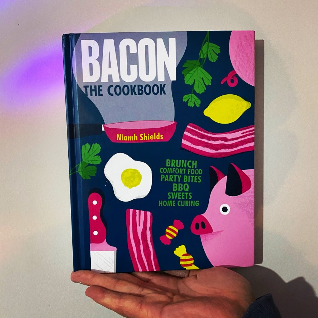 Bacon-The Cookbook